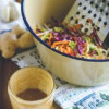 Asian coleslaw with