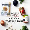Mexican Tortilla Sou