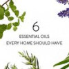 Six Essential Oils t