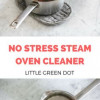 No Stress Steam Oven