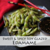 Sweet and Spicy Soy