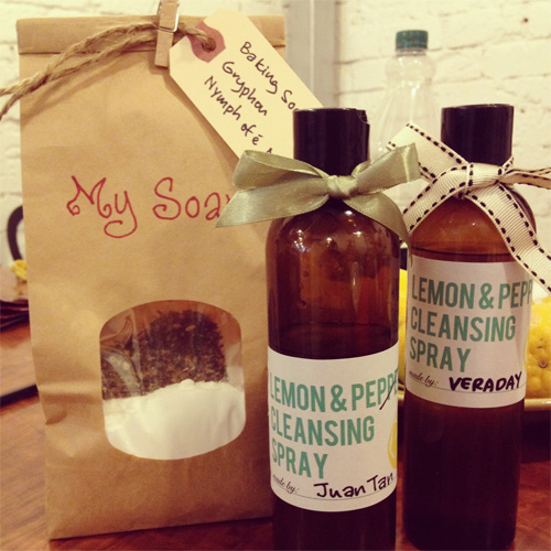 Green Living handmade products