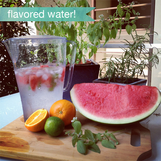 flavored-water