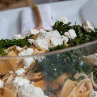 Homemade Ricotta & Goat's Cheese Recipe | littlegreendot.com