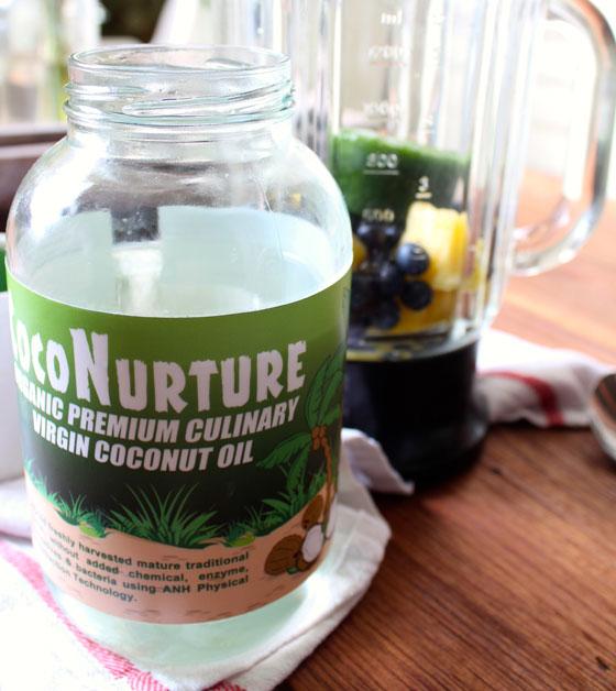 organic, cold-pressed virgin coconut oil, Singapore