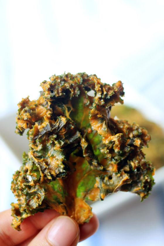 Finally, the Best Ever Kale Chips Recipe – Cheesy Kale Chips