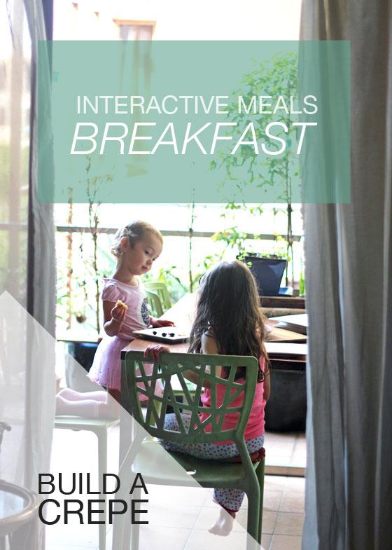 interactive meals