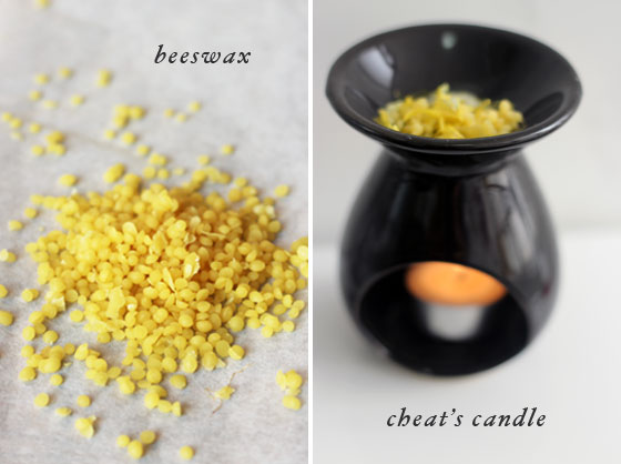 beeswax-cheat's-candle