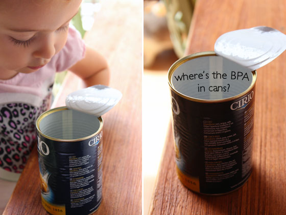 BPA-in-cans