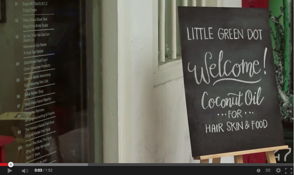 Coconut oil workshop video