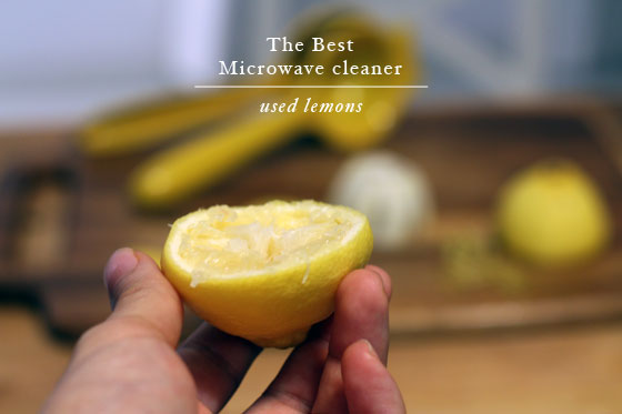 Microwave-Cleaner