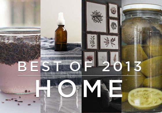 Best of 2013 - Home