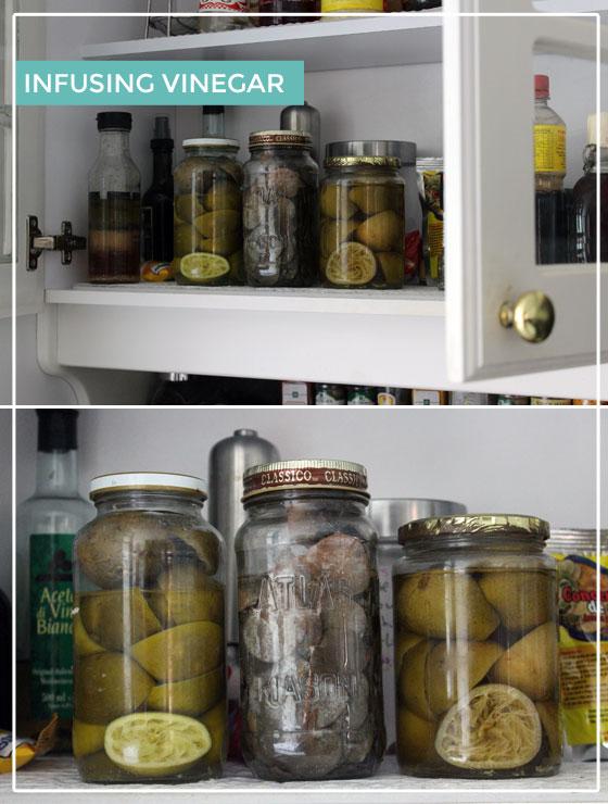 Infusing-Vinegars