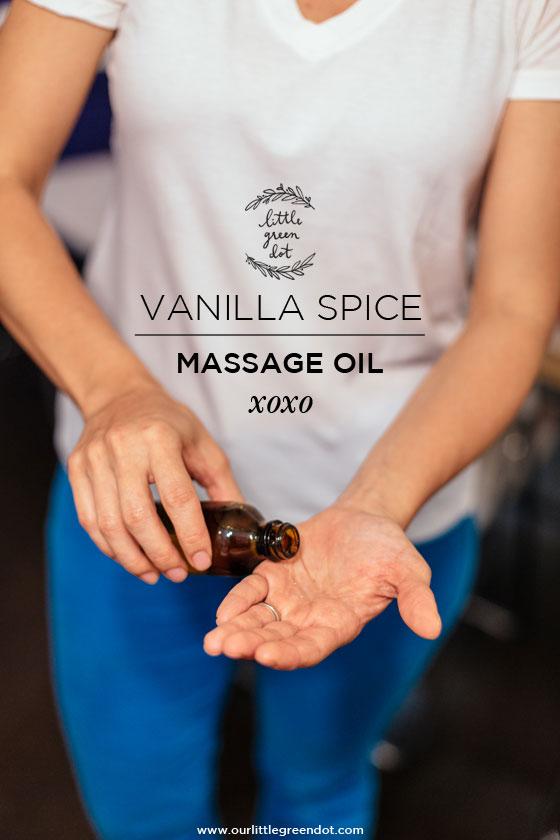 Vanilla-Spice-Massage-Oil