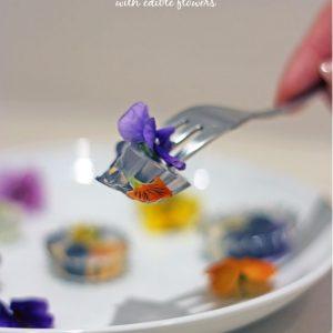 Flower Jellies | littlegreendot.com