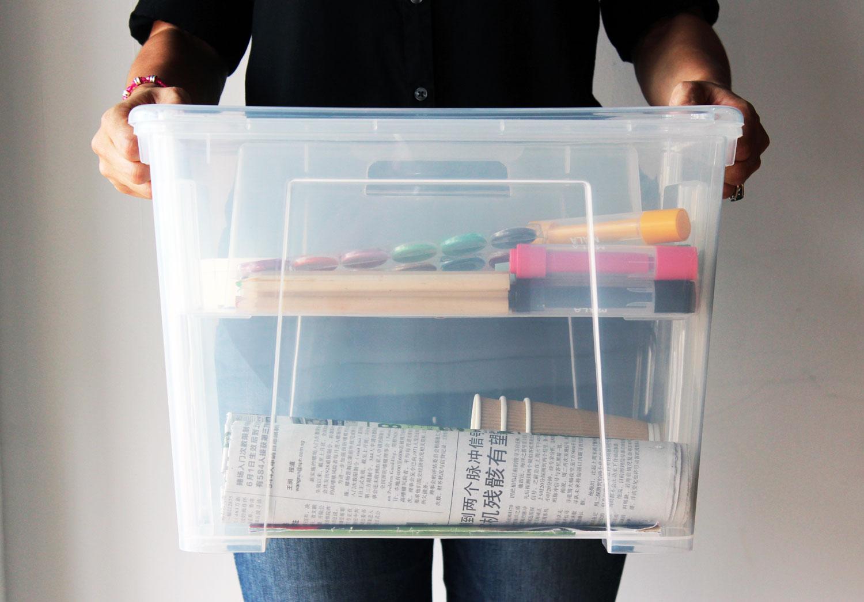 Organized-Craft-Box