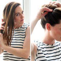 Hemp & Argan Oil Hair Treatment Recipe | littlegreendot.com