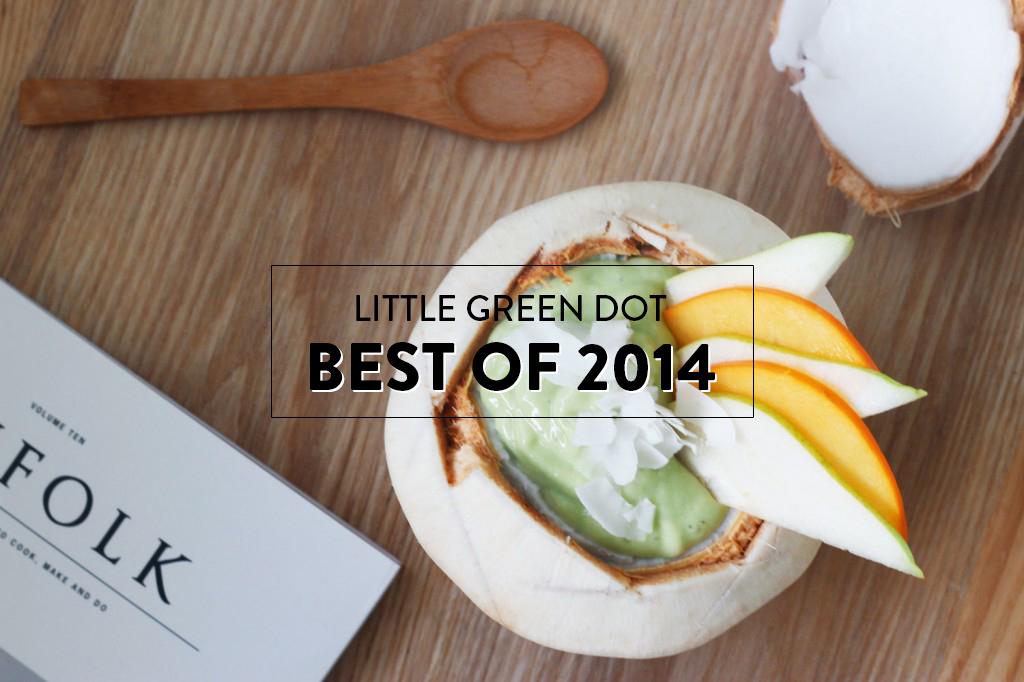 Little Green Dot's Best of2014