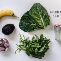 Inner Beauty Smoothie | littlegreendot.com