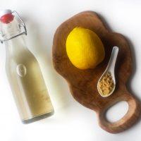 Ginger Digestive Drink | littlegreendot.com