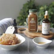 Honey Face Mask | littlegreendot.com