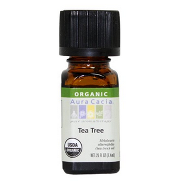 Aura Cacia Essential Oil, Tea Tree