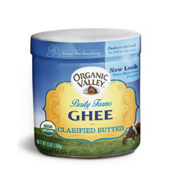 Organic Valley, Purity Farms Ghee